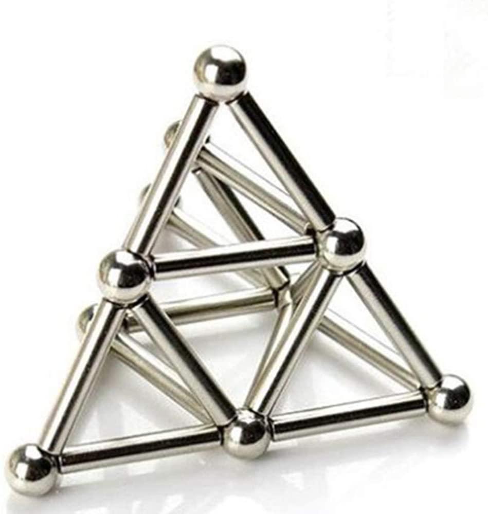 tensegrity building block pyramid