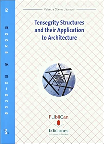 book cover of Tensegrity Structures and their Application to Architecture