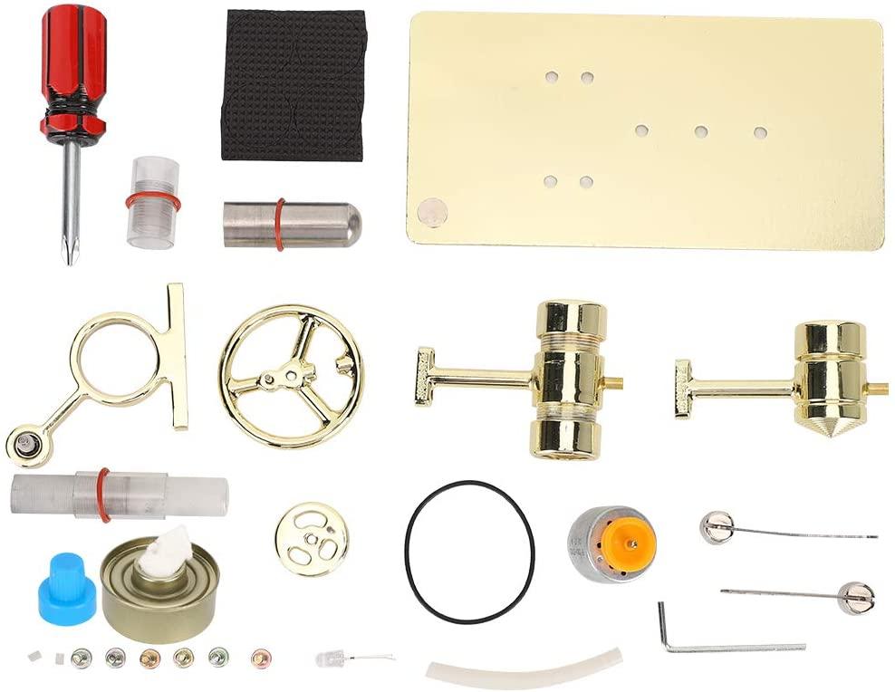 stirling engine kit components