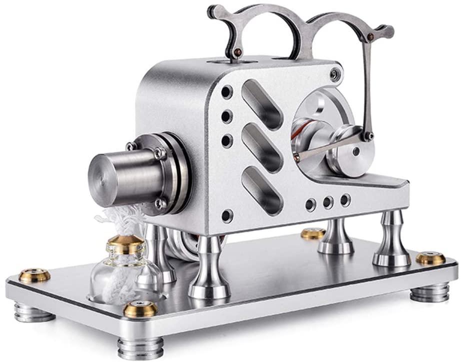 metal balance stirling engine