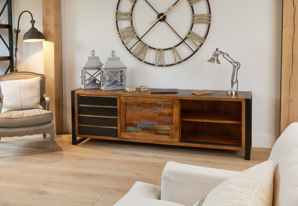 urban chic extra-large sideboard