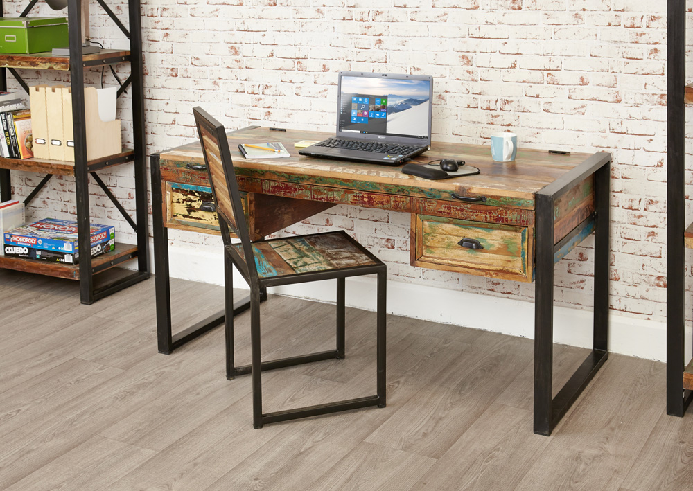 urban chic laptop desk or maybe a dressing table